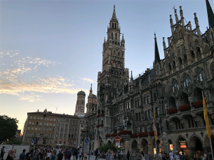 New Town Hall Neues Rathaus