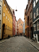 Magstraede, the oldest street in Copenhagen