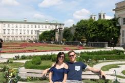 Mirabell Palace Gardens: Salzburg